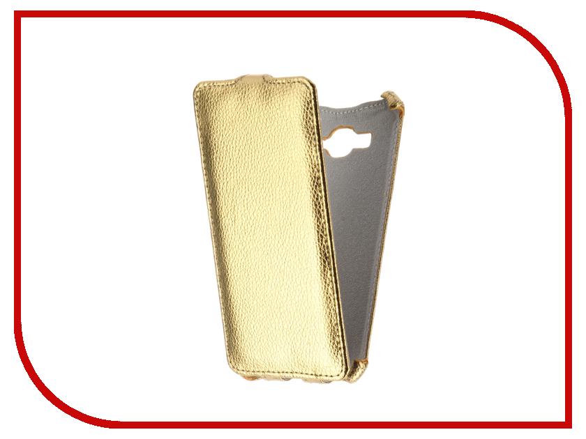 Аксессуар Чехол Samsung SM-G532F Galaxy J2 Prime Zibelino Classico Gold ZCL-SAM-J2-PRM-GLD