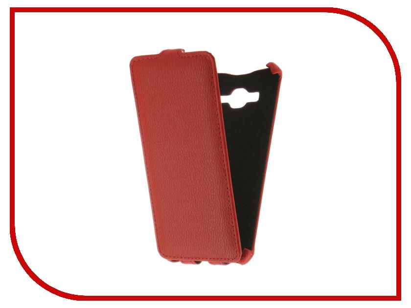 Аксессуар Чехол Samsung SM-G532F Galaxy J2 Prime Zibelino Classico Red ZCL-SAM-J2-PRM-RED<br>