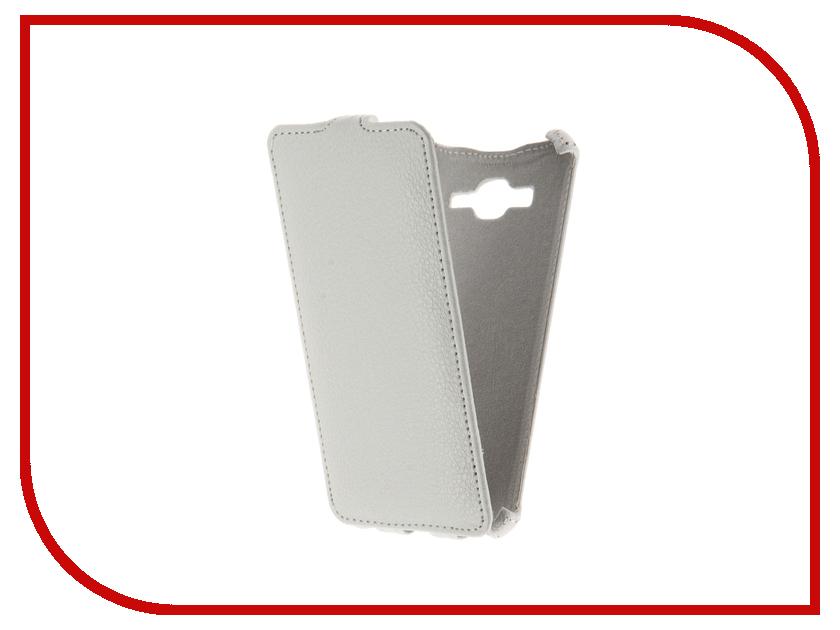 Аксессуар Чехол Samsung SM-G532F Galaxy J2 Prime Zibelino Classico White ZCL-SAM-J2-PRM-WHT<br>