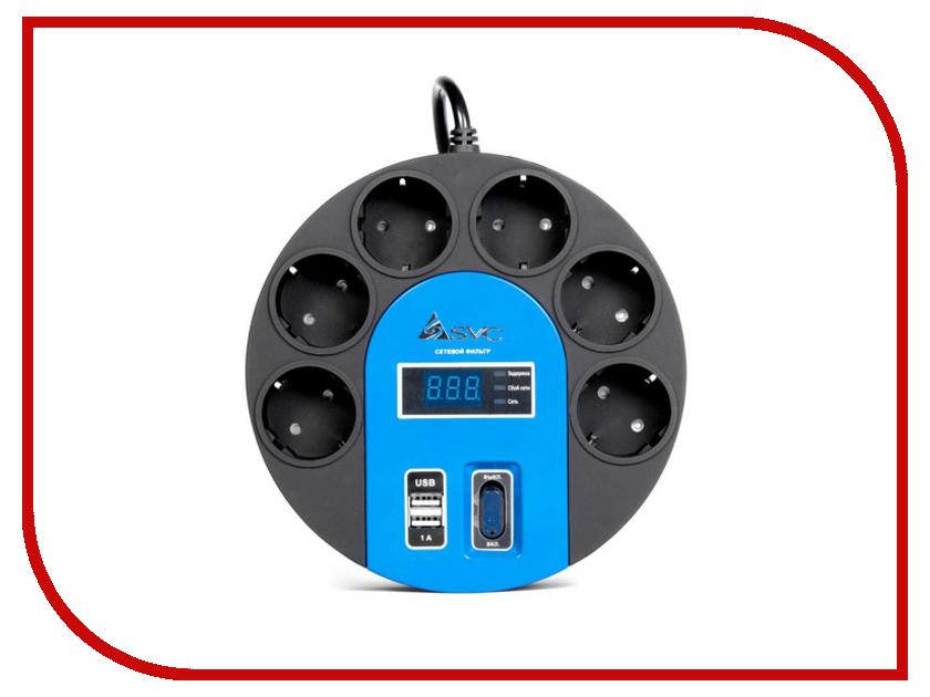 SVC UFO 6 Sockets 5m Black-Blue G-4006-5BB underwater diving mask snorkel set swimming training scuba mergulho full face snorkeling mask anti fog gopro camera dropshipping