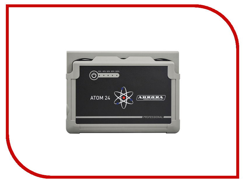 Устройство Aurora ATOM 24 scp atom vol 02