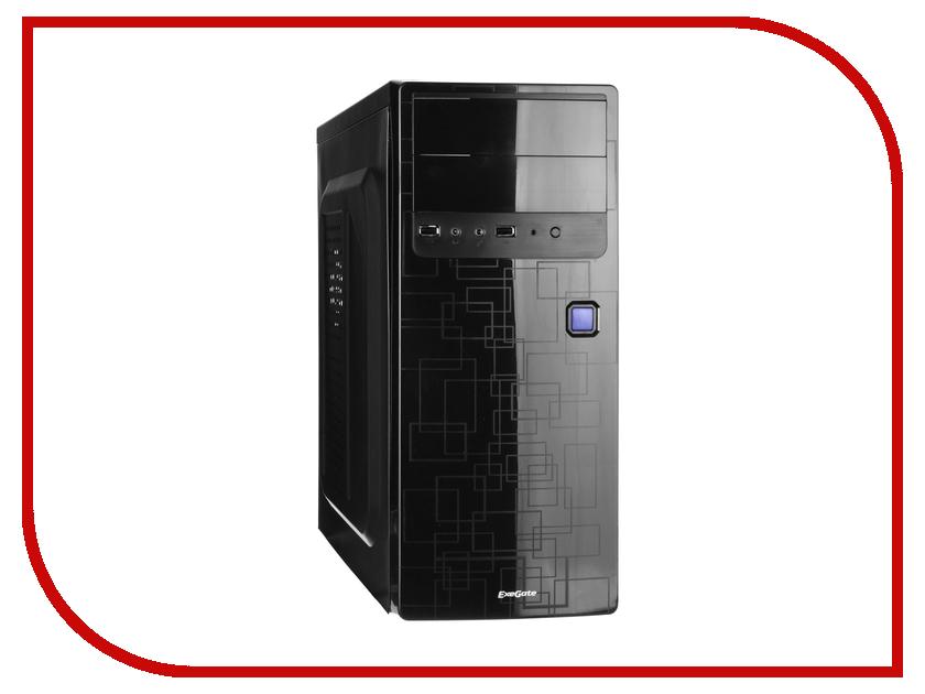 Корпус ExeGate TP-212 Black БП 450NPX 256128<br>