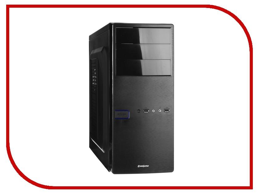 Корпус ExeGate TP-211 Black БП 500NPX 256294 корпус exegate tp 211 black бп 500npx 256294