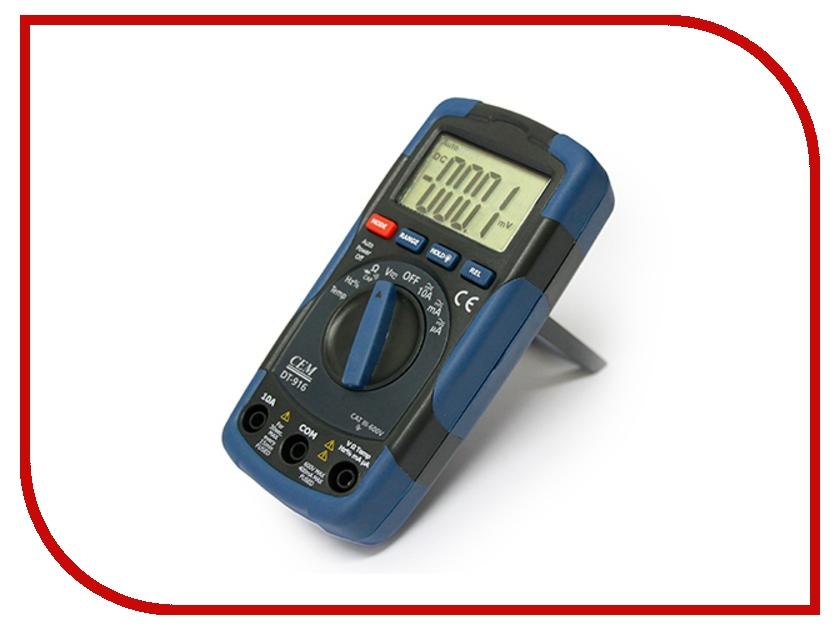 Мультиметр CEM DT-916 мультиметр cem dt 3290
