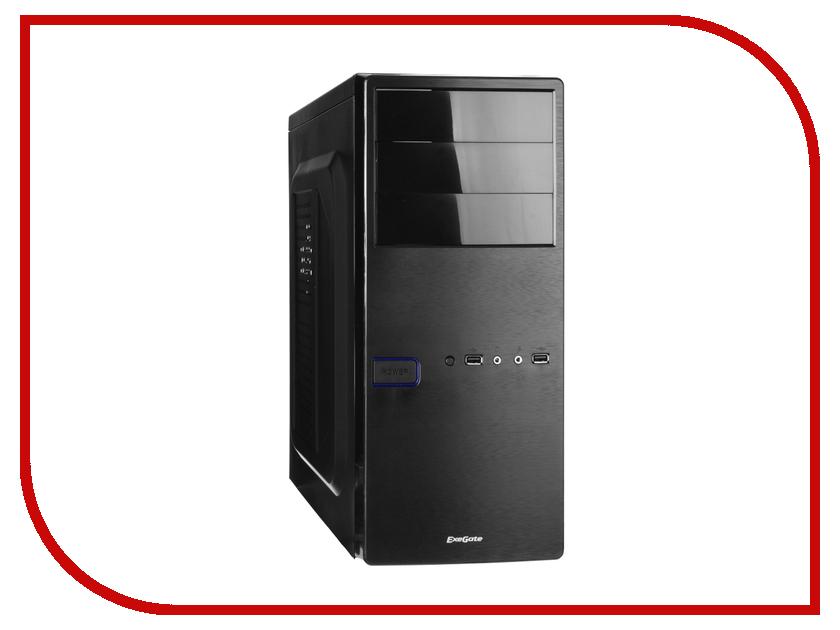 Корпус ExeGate TP-211 Black 450NPX 256127 корпус exegate tp 211 black бп 500npx 256294