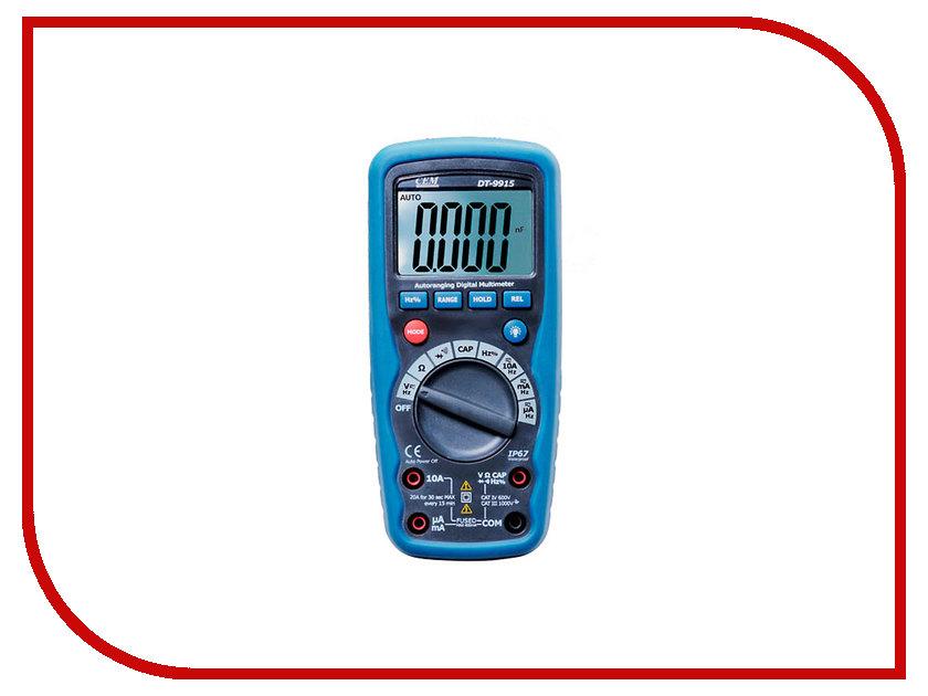 Мультиметр CEM DT-9915 мультиметр cem at 9955
