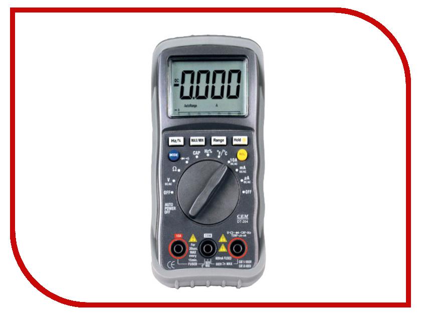 Мультиметр CEM DT-202 мультиметр cem at 9955