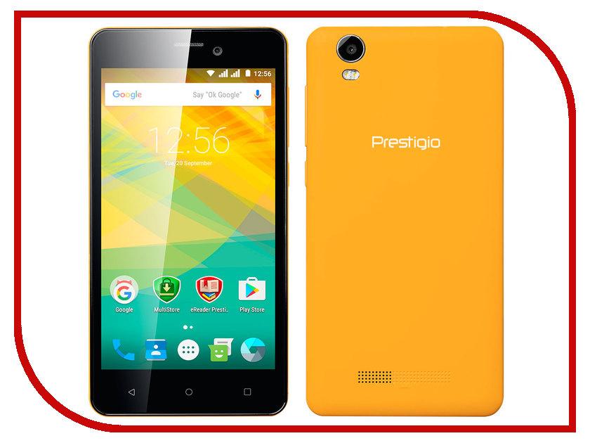 Сотовый телефон Prestigio Grace Z3 Black PSP3533DUOBLACK