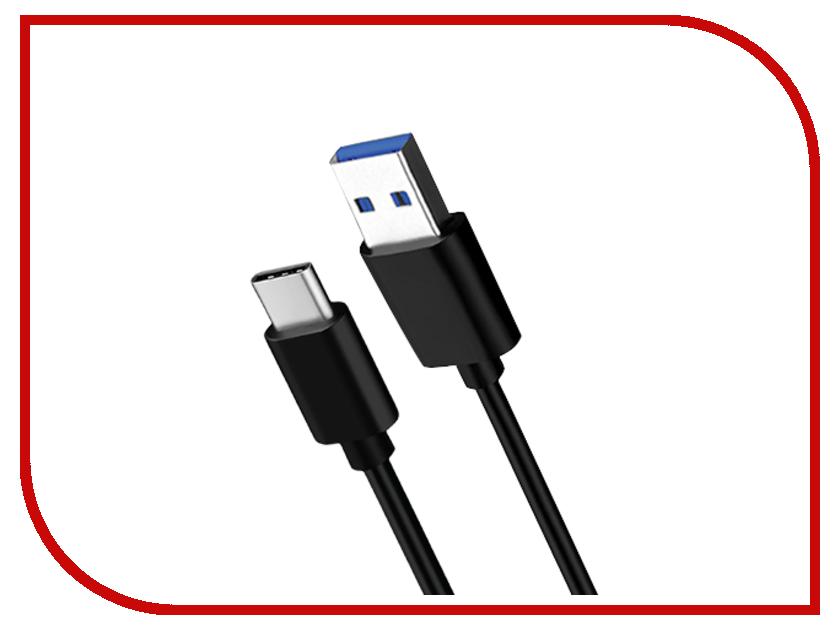 Аксессуар Nobby Comfort 014-001 USB 3.0 - USB C 2.1A 1m Black 09348<br>