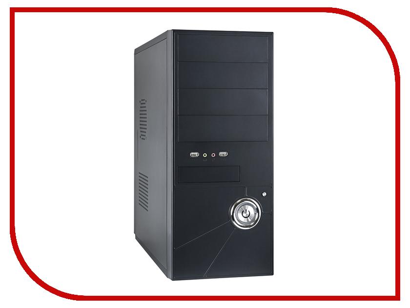 Корпус ExeGate CP-507 Black БП CP350 156804<br>