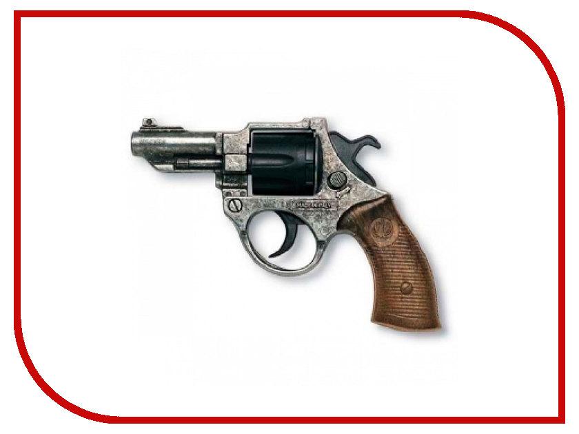 Игрушка Edison Револьвер ФБР 206/92