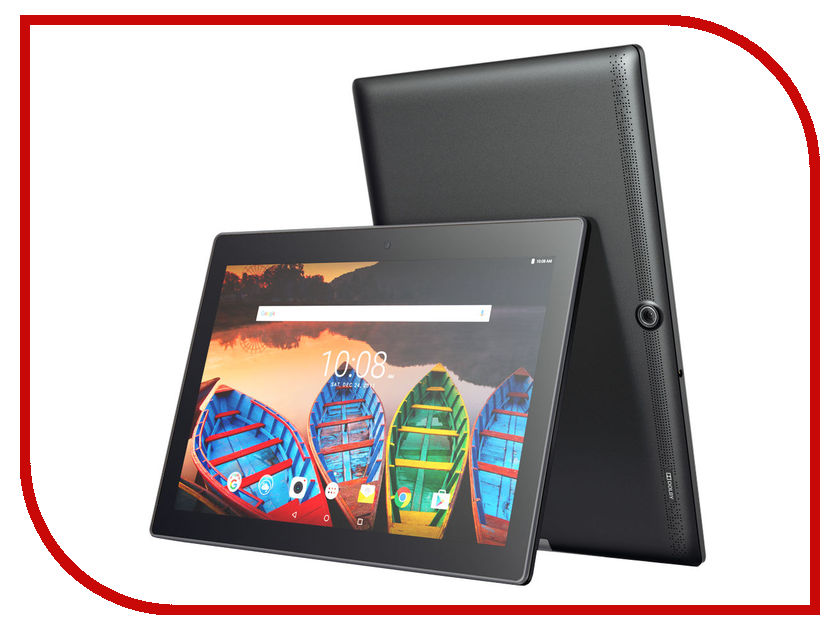 Планшет Lenovo Tab 3 10 Business TB3-X70L ZA0Y0004RU MediaTek MT8735 1.3 GHz/2048Mb/32Gb/LTE/Wi-Fi/Bluetooth/Cam/10.1/1920x1200/Android<br>