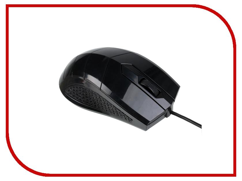 Мышь проводная ExeGate SH-9020 Black 253819