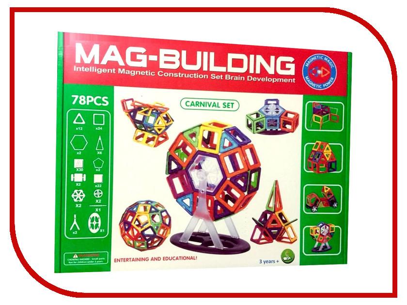 Игрушка Конструктор Mag-Building MG004<br>