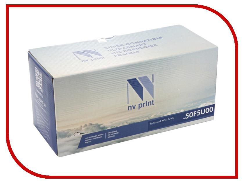 Картридж NV Print 50F5U00 для Lexmark