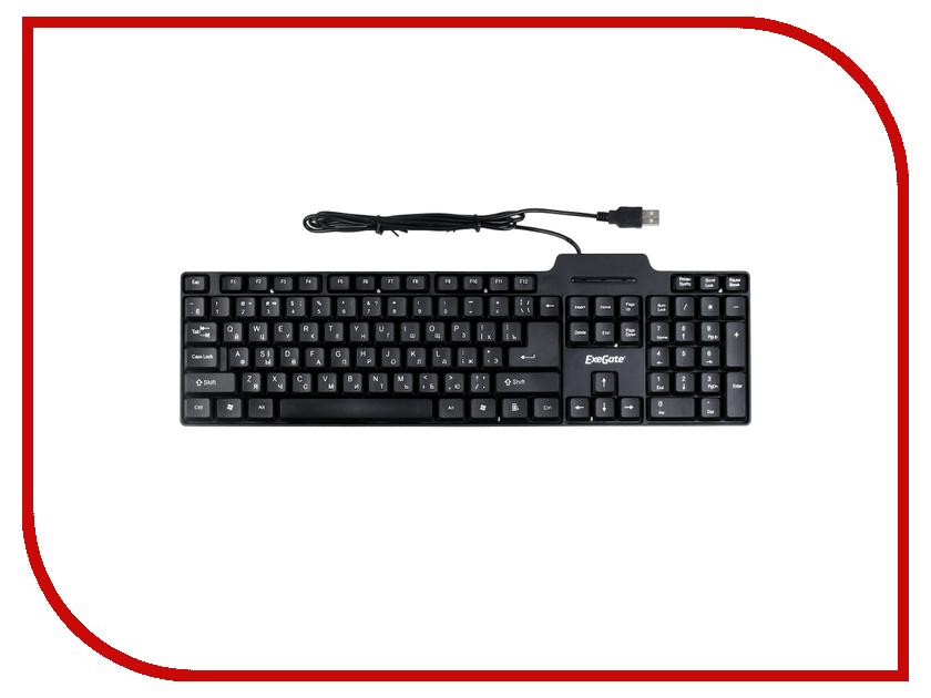 Клавиатура ExeGate LY-321 Black 253816