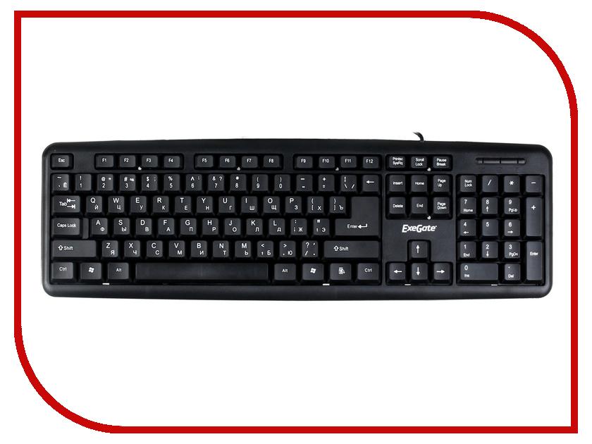 Клавиатура ExeGate LY-329 Black 253817