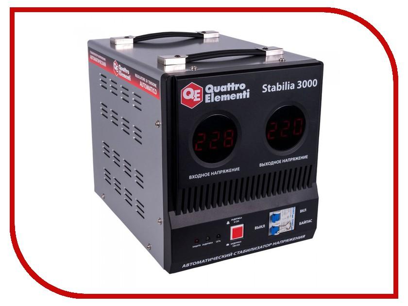 Стабилизатор Quattro Elementi Stabilia 3000 772-074 измерительный прибор sjztt
