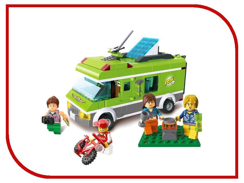 Конструктор Enlighten Brick Город 1120 Радостное путешествие Г72908 enlighten brick 307