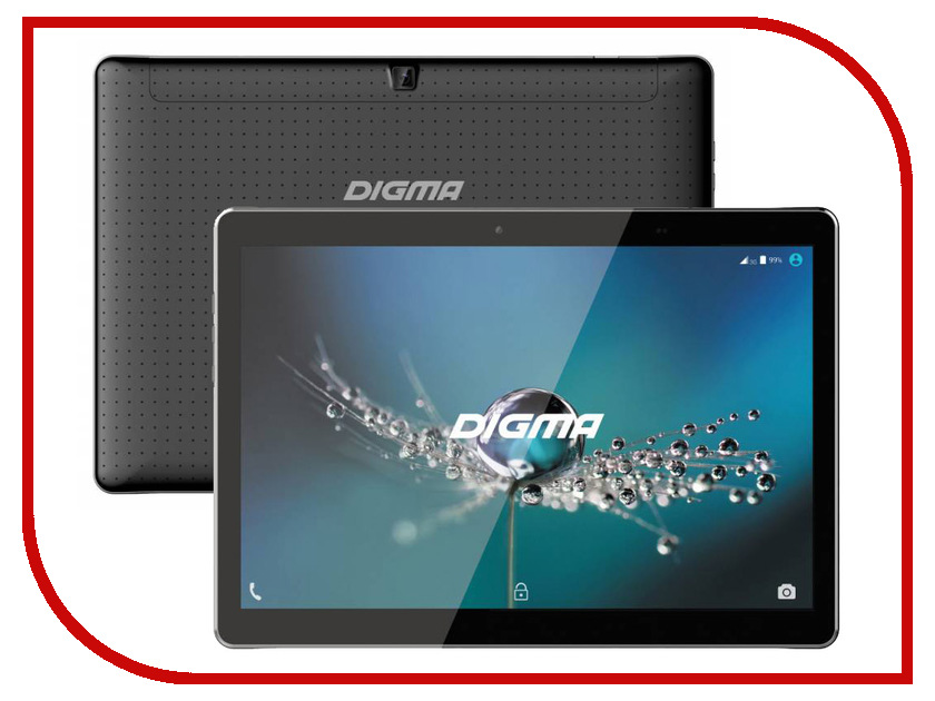 Планшет Digma Plane 1505 3G Black PS1083MG (MediaTek MT8321 1.3 GHz/1024Mb/8Gb/GPS/3G/Wi-Fi/Bluetooth/Cam/10.1/1280x800/Android) 394172 планшет digma plane 7012m 3g red ps7082mg
