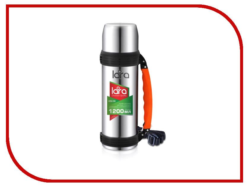 Термос Lara LR04-03 1.20L чайник lara lr00 04 r