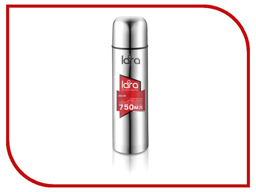 Термос Lara LR04-00 750ml термокружка lara lr04 39