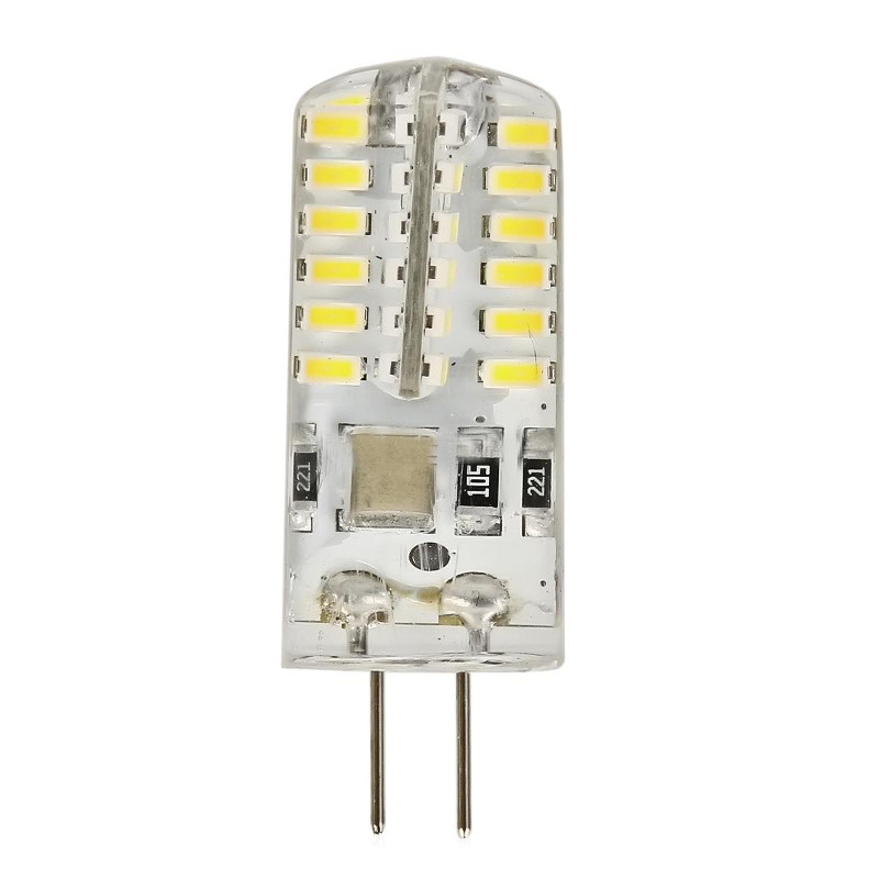 Лампочка Экономка LED G4 3W 160-260V 4500K 200Lm White Light EcoG4_3W220V45
