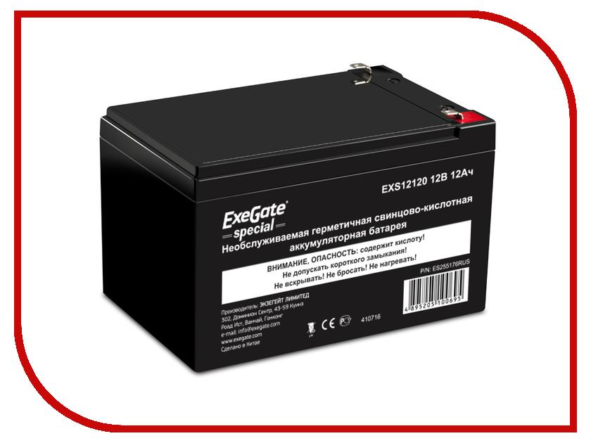 Аккумулятор для ИБП ExeGate Special EXS12120 255176