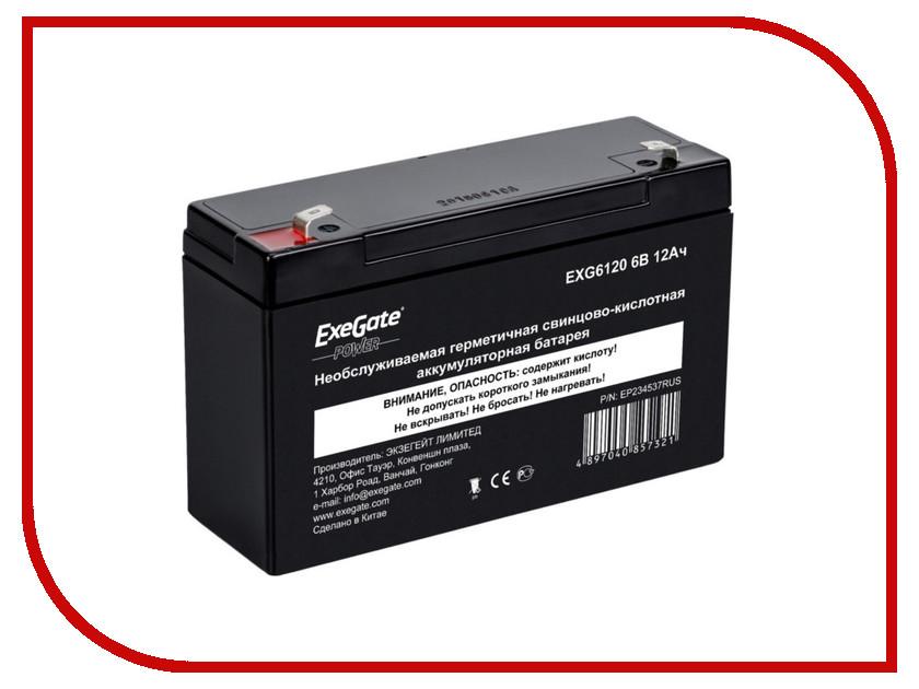 Аккумулятор для ИБП ExeGate Power EXG6120 234537
