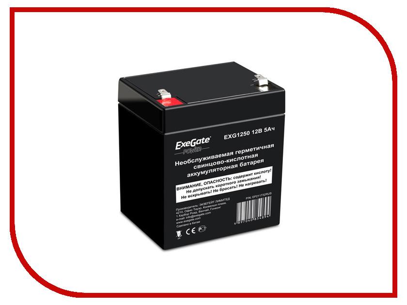 Аккумулятор для ИБП ExeGate Power EXG1250 211732