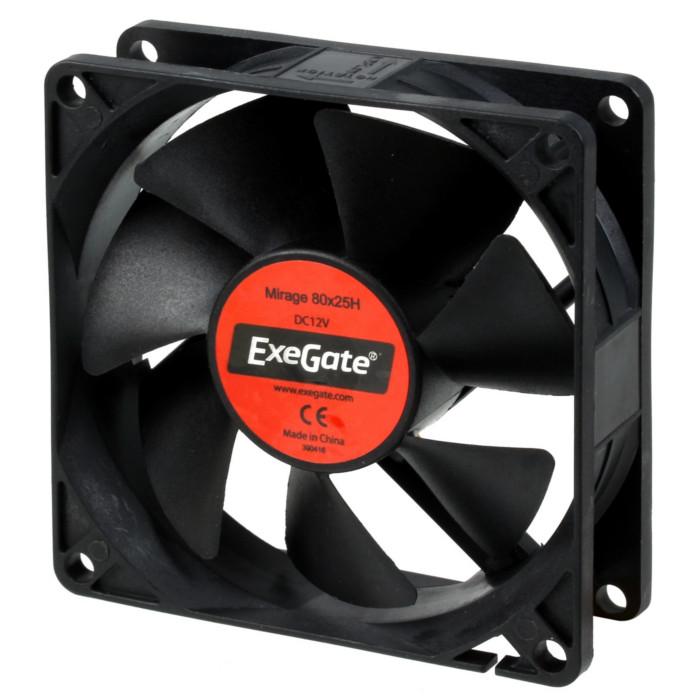 Вентилятор ExeGate Mirage 80x25H 8025M12H 253948