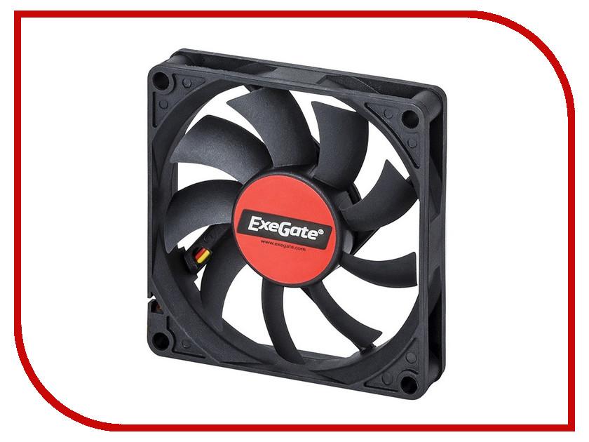Вентилятор ExeGate Mirage 80x15S 8015M12S 180973