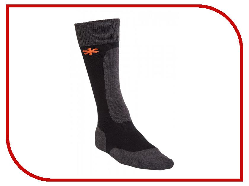 Носки Norfin Wool Long р.L (42-44) 303803-L термоноски мужские norfin wool цвет серый черный 303801 размер xl 45 47