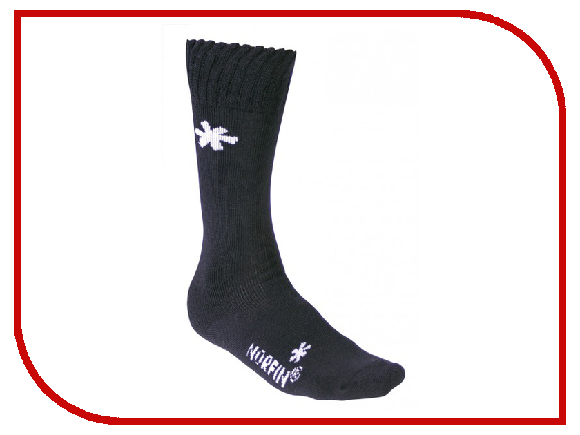 Носки Norfin Long р.XL (45-47) 303708-XL термоноски мужские norfin wool цвет серый черный 303801 размер xl 45 47