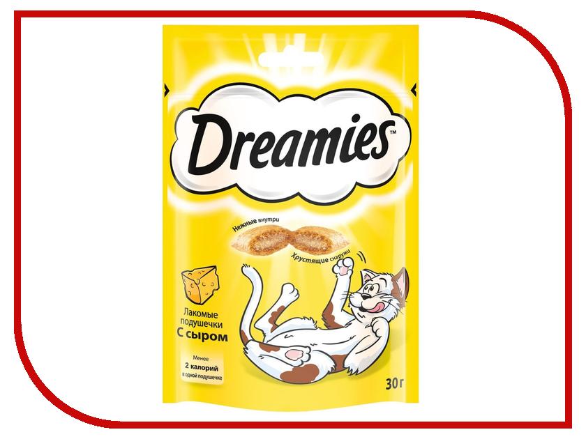 Лакомство Dreamies Сыр 30g для кошек 10140144/10111882<br>