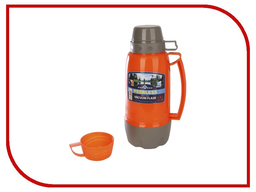 Термос Peerless PEE-180 1.8L Orange