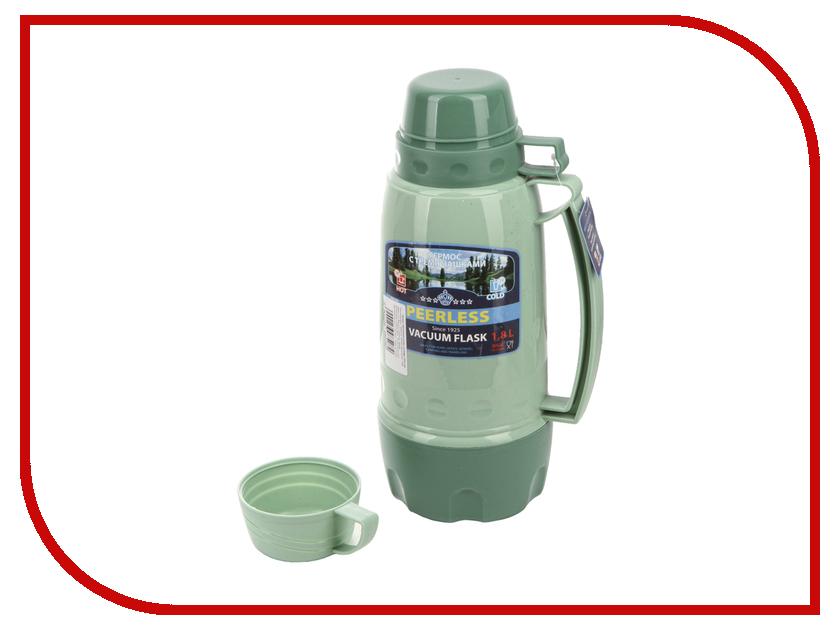 Термос Peerless PEE-180 1.8L Green<br>