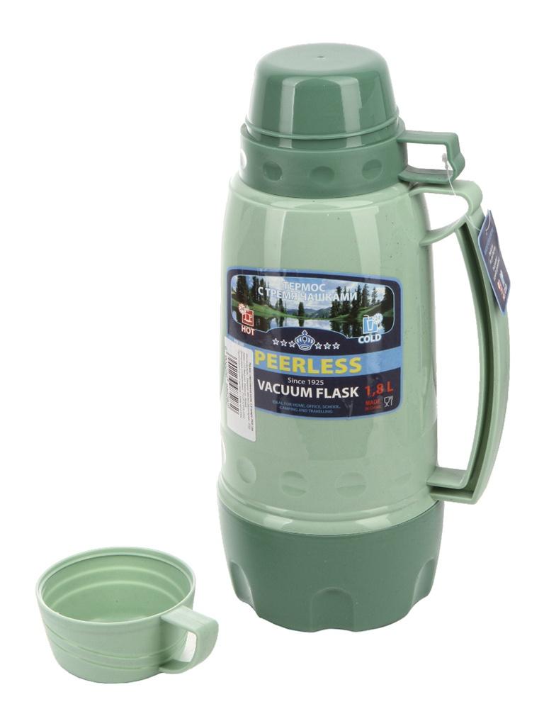 Термос Peerless PEE-180 1.8L Green