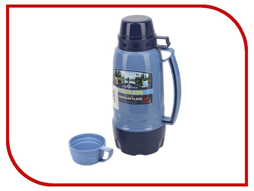 Термос Peerless PEE-180 1.8L Blue<br>