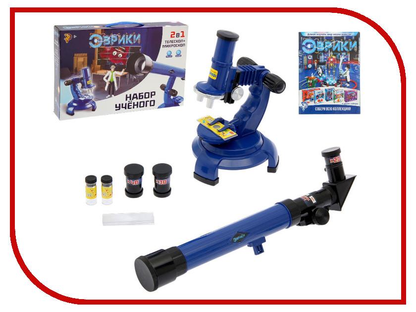 Игрушка Забияка Телескоп+Микроскоп 1629481<br>