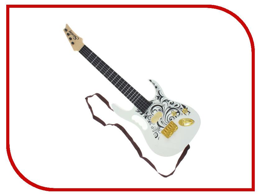 Детский музыкальный инструмент Забияка Рок-гитара 114264