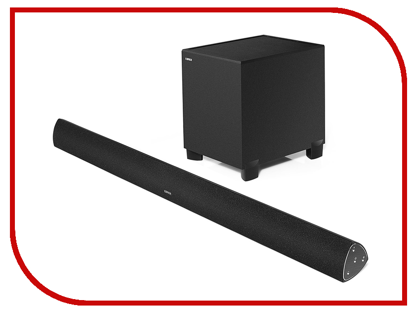 Звуковая панель Edifier B7 Black<br>
