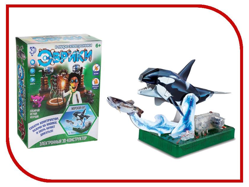 Игрушка Конструктор Забияка Морской кит 1305720<br>