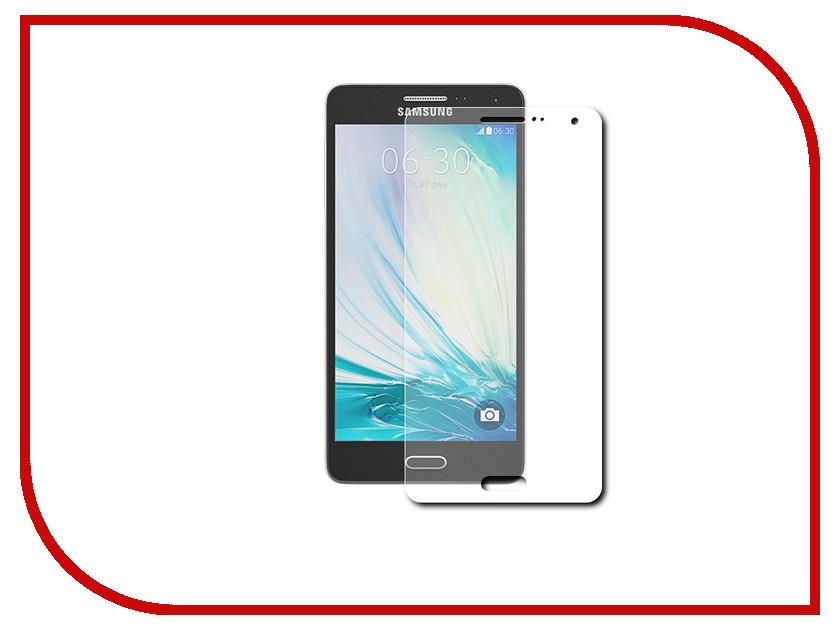 Аксессуар Защитное стекло Samsung Galaxy A7 SM-A700FD Krutoff 0.26mm 21944 аксессуар защитное стекло htc desire 820 krutoff 0 26mm 21986