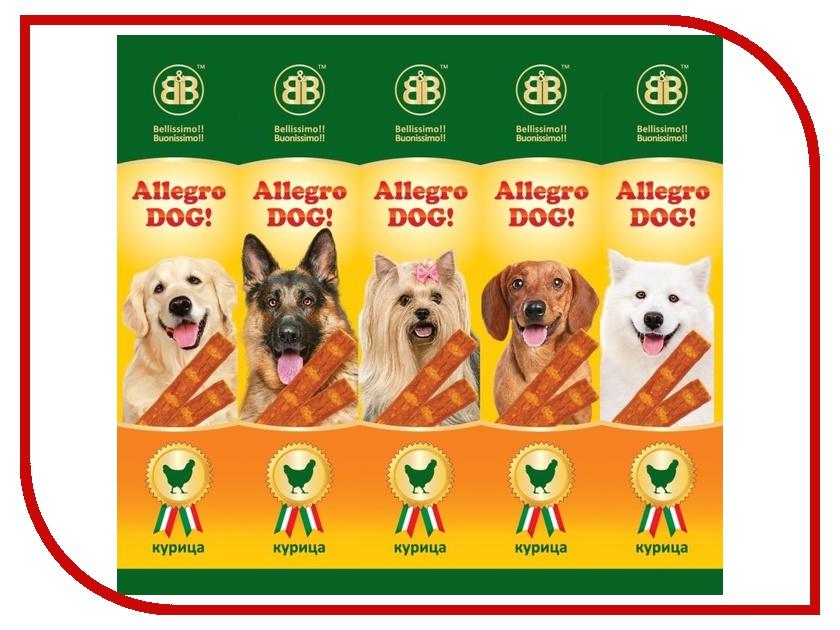 Лакомство B&amp;B Allegro Dog Колбаски Курица для собак 36448<br>