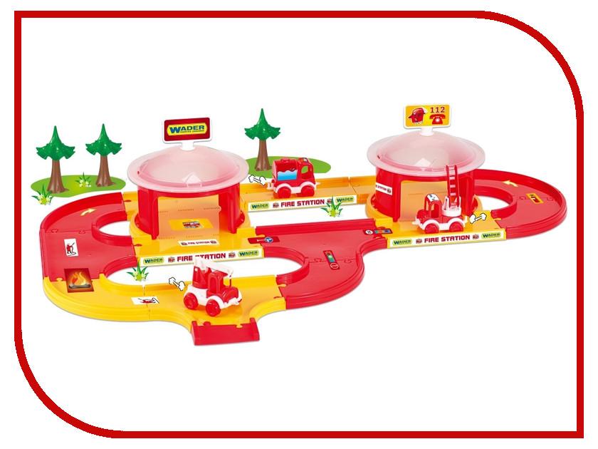 Игрушка Wader Пожарная 53310<br>