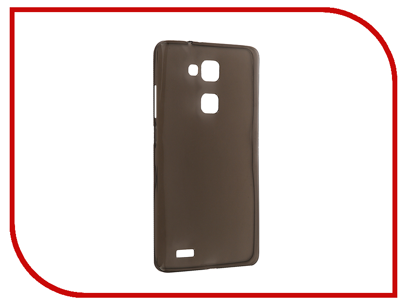 Аксессуар Чехол Huawei Honor 5X / Mate 7 Mini Cojess Silicone TPU 0.3mm Transparent глянцевый