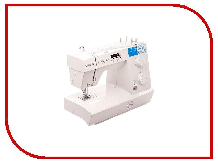 Швейная машинка Comfort Music 360 швейная машинка astralux 7350 pro series вышивальный блок ems700