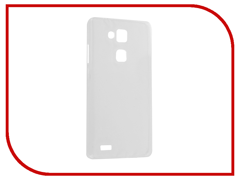 Аксессуар Чехол Huawei Ascend Mate 7 Krutoff Silicone Transparent 11567