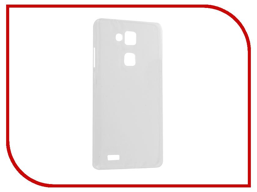 Аксессуар Чехол Huawei Ascend Mate 7 Krutoff Silicone Transparent 11567<br>